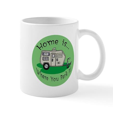Trailer Park Home Mug