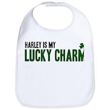 Harley (lucky charm) Bib