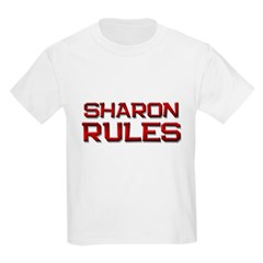 sharon rules T-Shirt