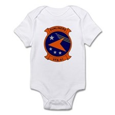 Funny Strike Infant Bodysuit