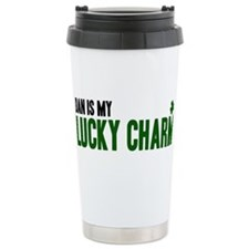 Dan (lucky charm) Travel Mug