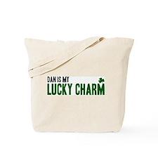 Dan (lucky charm) Tote Bag