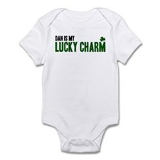 Dan (lucky charm) Infant Bodysuit