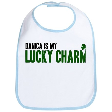Danica (lucky charm) Bib