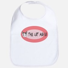 The Cat Mafia Bib