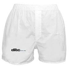 Cute Diggin in the crates Boxer Shorts
