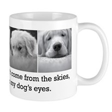 My Dog's Eyes Mug