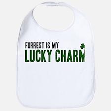 Forrest (lucky charm) Bib