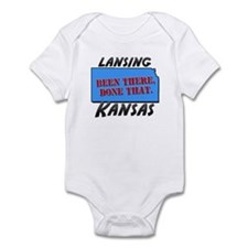 lansing kansas - been there, done that Infant Body