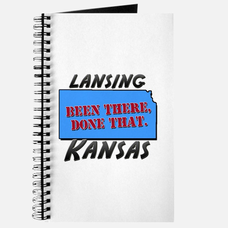 lansing kansas - been there, done that Journal