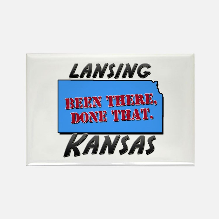lansing kansas - been there, done that Rectangle M