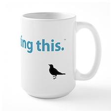 Twitter Talk Mug