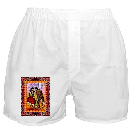 Vintage Jarabe Tapatio Loteri Boxer Shorts