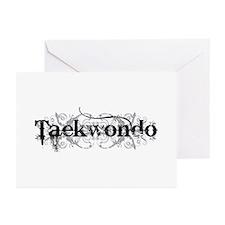 Taekwondo Greeting Cards (Pk of 10)