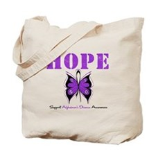 Alzheimer's Hope Tote Bag