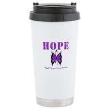 Alzheimer's Hope Travel Coffee Mug