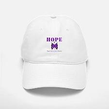 Alzheimer's Hope Baseball Baseball Cap
