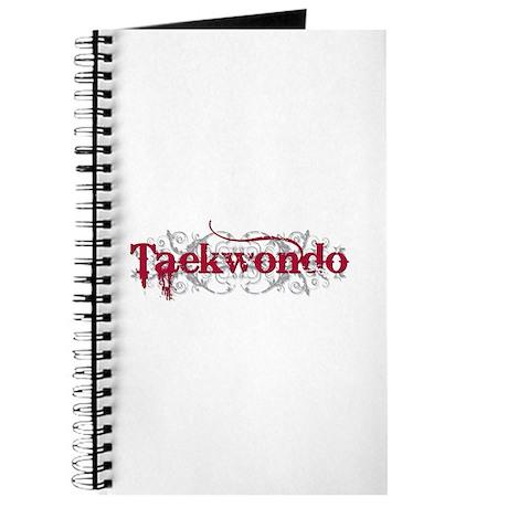 Taekwondo Red Journal