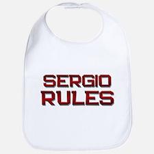 sergio rules Bib