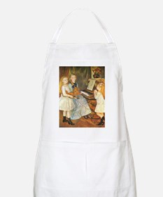 Renoir Daughters of Catulle Mendes Apron
