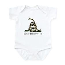 Don't Tread On Me Infant Bodysuit