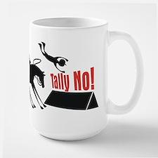 """Tally No!"" Mug"
