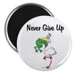 Never Give Up Stork and Frog 2.25