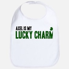 Axel (lucky charm) Bib