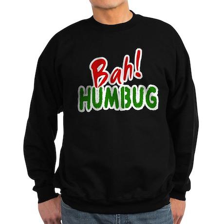 'Bah! Humbug' Sweatshirt (dark)