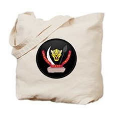 Coat of Arms of Congo Tote Bag