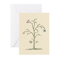 Flowering Tree Greeting Cards (Pk of 10)