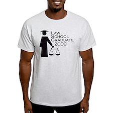 Law School Graduate 2009 T-Shirt