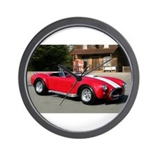 AC Cobra Wall Clock