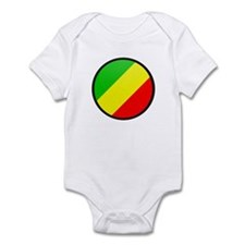 CONGO BRAZZAVILLE Infant Bodysuit