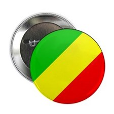 """CONGO BRAZZAVILLE 2.25"""" Button"""