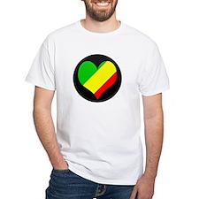 I love CONGO BRAZZAVILLE Fla Shirt