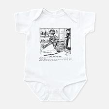 03/28/1909: Hobo April Fool Infant Bodysuit