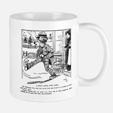 03/28/1909: Hobo April Fool Mug
