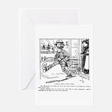 03/28/1909: Hobo April Fool Greeting Card