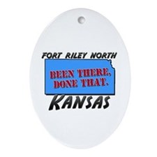 fort riley north kansas - been there, done that Or
