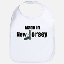 Made in New Jersey Bib
