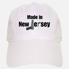 Made in New Jersey Baseball Baseball Cap