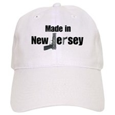 Made in New Jersey Baseball Cap