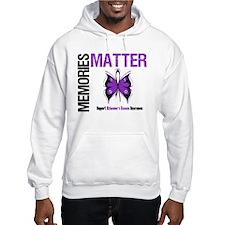 MemoriesMatter Alzheimer's Hoodie