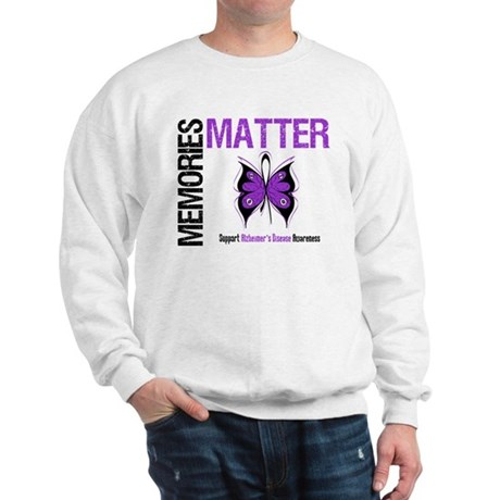 MemoriesMatter Alzheimer's Sweatshirt