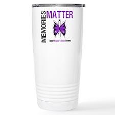 MemoriesMatter Alzheimer's Travel Mug