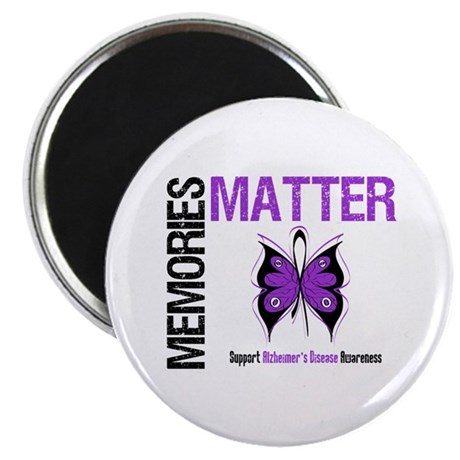 MemoriesMatter Alzheimer's Magnet