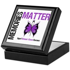 MemoriesMatter Alzheimer's Keepsake Box