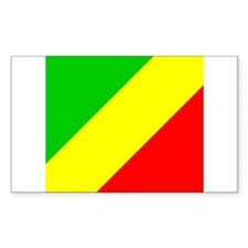 Congolese Rectangle Decal