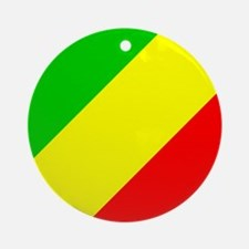 Congolese Ornament (Round)